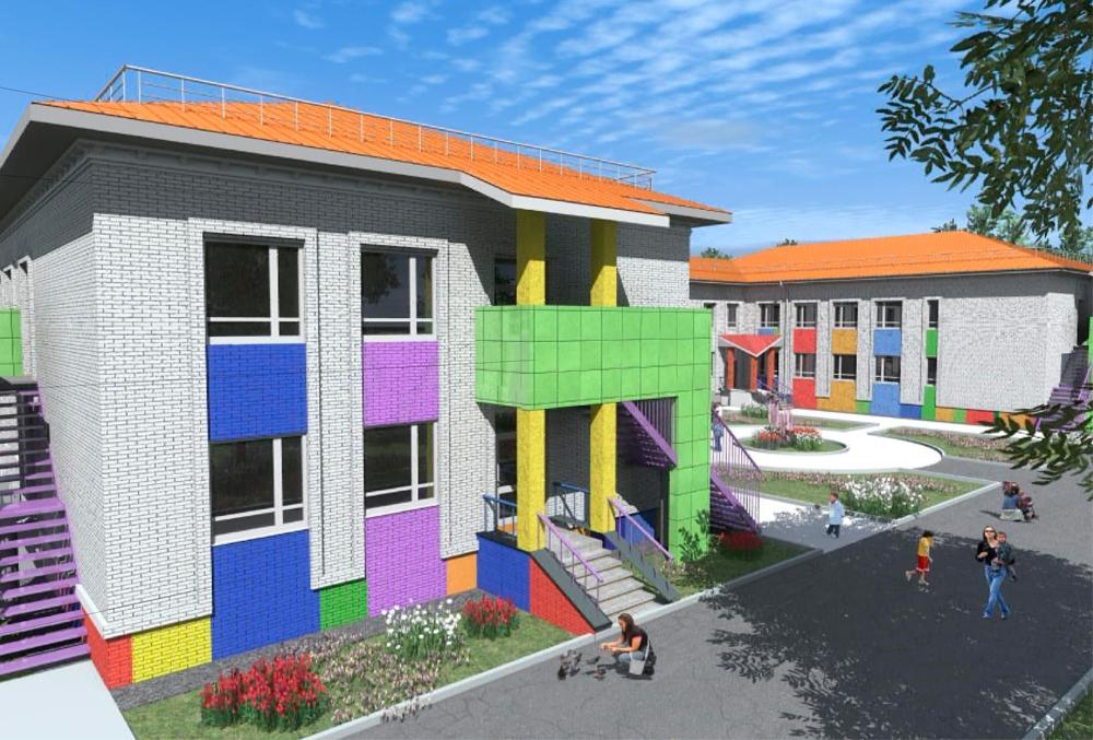 Как сделать проект детского сада 6