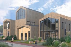«АС-Проект»: конкурсный проект детского сада на 80 мест