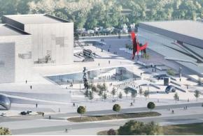 Фондохранилище в ТиНАО построят по конкурсному проекту архитектурного бюро IQ