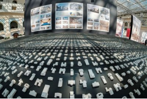 Проект «Идентичность в типовом. Реконструкция советских Домов культуры» на выставке «Арх Москва 2021»