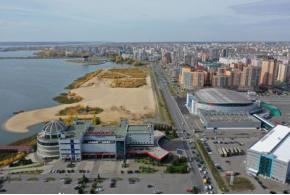 Ильсур Метшин о благоустройстве набережной Казанки: «Это будет новая история города»