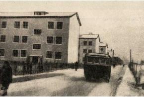 Архитектор В. С. Балихин. Из материалов обследования архитектуры жилых комплексов. 1936