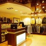 «Лондон» — магазин мужской одежды.