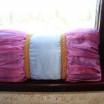 Декоративная подушка.