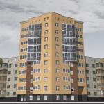 Проект жилого дома со встроенными помещениями в г. Новый Уренгой
