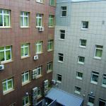 Верховный суд Удмуртской Республики, Ижевск. Противопожарные окна E60. Площадь защитного остекления: 185 м².