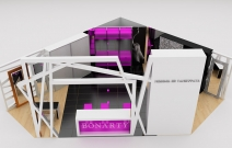 Дизайн выставочной площадки. Ижевск