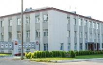 Здание администрации села Каракулино