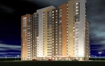 18-этажный жилой дом в Ижевске по ул. 9-я Подлесная