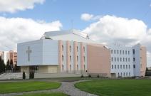 Культовое сооружение. Ижевск