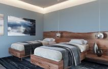 Планирование развития туристической территории и сети отелей на о. Сардиния. Lotto S