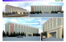 Архитектурная студия «ДГ ПРОЕКТ». Проект реконструкции фасадов для АО «Ижевские электрические сети». Ижевск