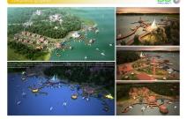 Архитектурная студия «ДГ ПРОЕКТ». База отдыха «Парус». МО, Озернинское водохранилище