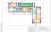 Типовой проект детского сада на 110 мест (с.Можга, Удмуртия)