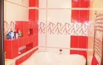 Квартира 3-комнатная. В современном минималистическом стиле.Ванная