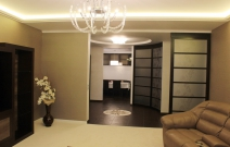 3-х комнатная. квартира в городском стиле.