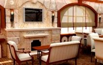 Дизайн кафе «Людовик» Москва