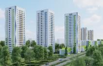 Концепция жилой застройки набережной Ижевского пруда