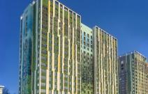 Архитектурное бюро MADE GROUP. Жилой комплекс «ECO Life» на ул. С. Лазо в Ижевске. Фото