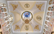 Архитектурное бюро MADE GROUP. Храм Святой Троицы