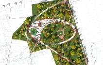 Архитектурное бюро MADE GROUP. Проект сквера Успенский в Ленинском районе Ижевска