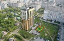 Архитектурное бюро MADE GROUP. Жилой дом «Смуглянка» на улице Баранова в Ижевске