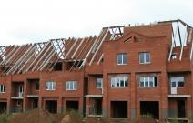 Проект блокированных жилых домов в мкр. «Дарьинский» Индустриального района Ижевска