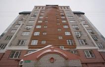 Проект многоквартирного жилого дома со встроенными помещениями по ул. Нижней в Ижевске
