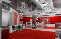Дизайн ресторана. Москва