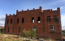 Строительство дома в с. Гольяны Завьяловского района Удмуртии