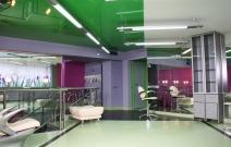 Дизайн салона «Ирис». Ижевск