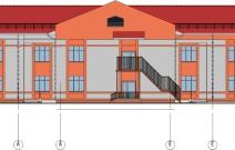 Типовой проект детского сада на 220 мест (г. Нефтекамск, Республика Башкирия)