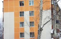 Жилой дом на улице Кирова. Ижевск