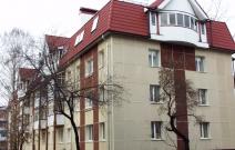 Жилой дом в городке Строителей. Ижевск
